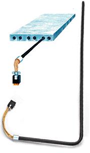 GT Heater, Control & Sensor on